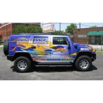 Vehicle Full Wrap and Graphic